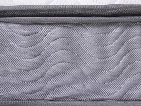 Beliani Splendour Pocketveringmatras Beige 180 x 200 cm