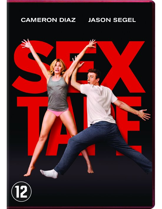 DVD cover van Sex Tape