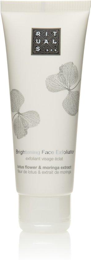 RITUALS Brightening Face Exfoliator gezichtsscrub - 75ml