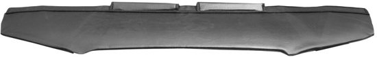 AutoStyle Motorkapsteenslaghoes Subaru Impreza HB 2007- zwart