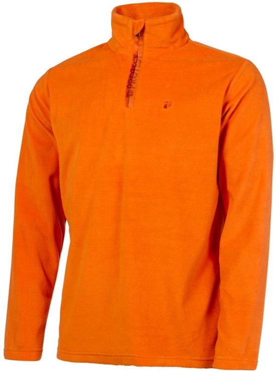 Protest PERFECT Pully Heren - Orange Pepper - Maat M