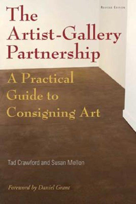 The Artist-Gallery Partnership