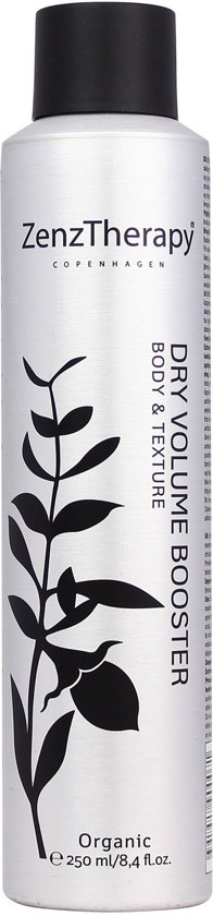 ZenzTherapy - Organic Dry Volume Booster - Body & Texture - 250 ml