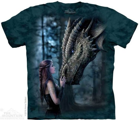 T-Shirt Mountain Artwear Once upon a time XL - XL