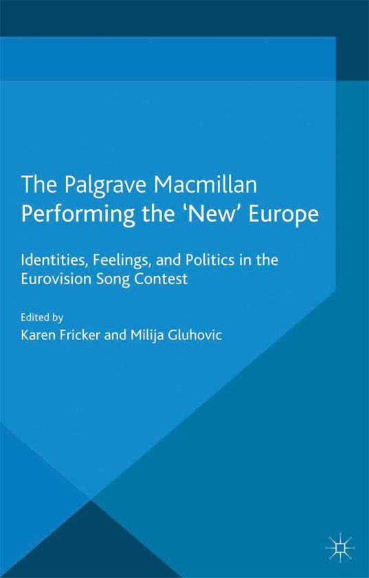Performing the 'New' Europe