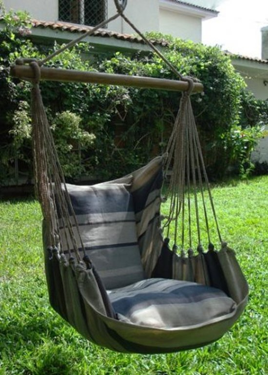 bol.com : Lazy Rezt hangstoel Othello XL