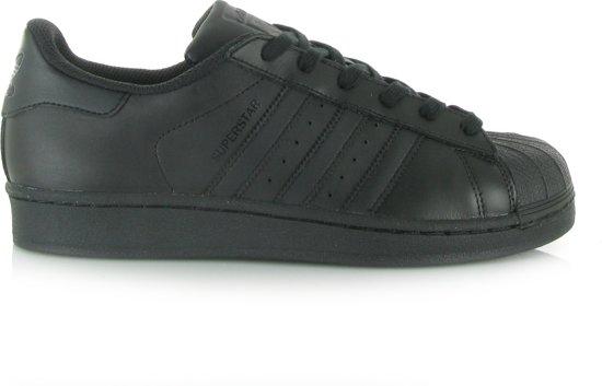 adidas superstar foundation j w schoenen zwart