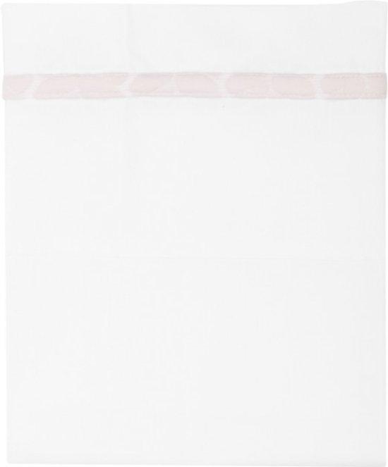 Baby Anne-Cy Dublin Ledikantlaken Butterfly Old Pink 120 x 150 cm