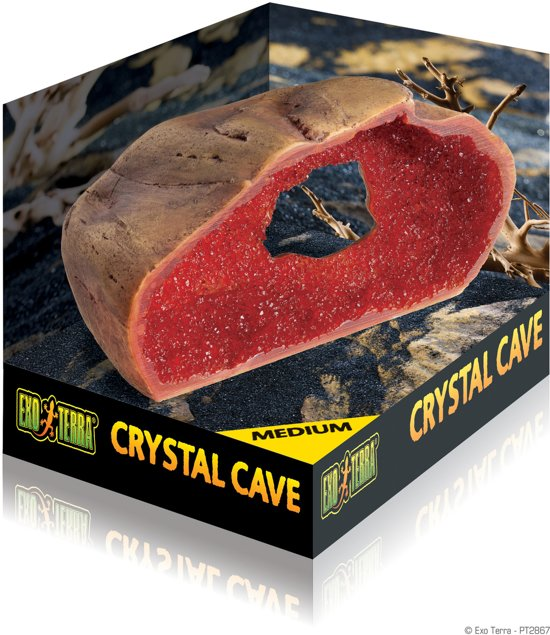 Crystal Cave - M