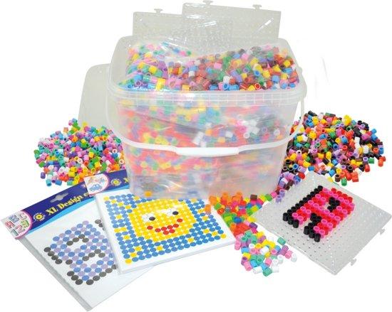 Playbox Maxi XL Strijkkralen Startset Compleet
