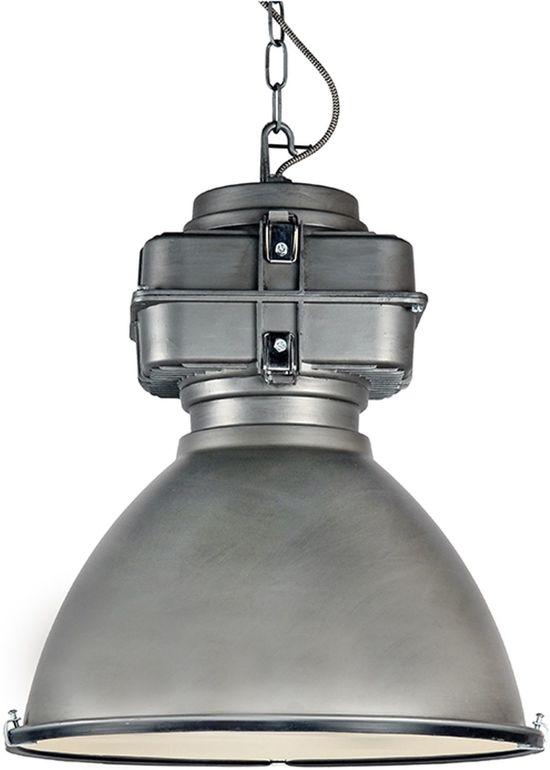 LABEL51 - Hanglamp Heavy Duty - Antiek Zink