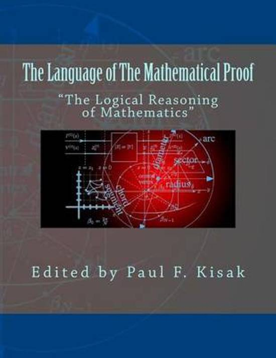 The Language of the Mathematical Proof