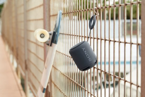 Sony SRS-XB10 draagbare bluetooth speaker zwart