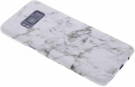 Conception De Marbre Noir Couverture Étui Rigide Pour Samsung Galaxy S8 IJFJzy0