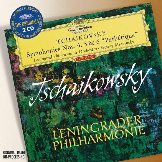 Symphonies Nos 4, 5 & 6