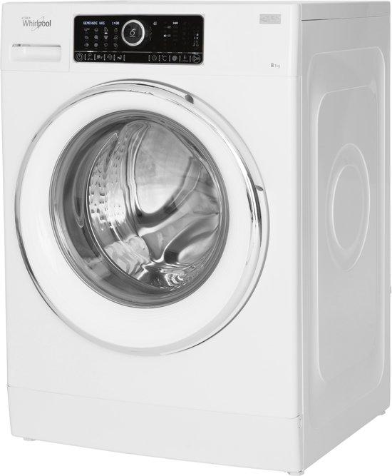 Whirlpool FSCR80420 - ZEN - Wasmachine