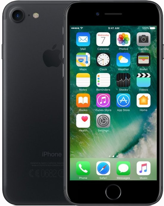 Apple iPhone 7 - 32 GB - Zwart