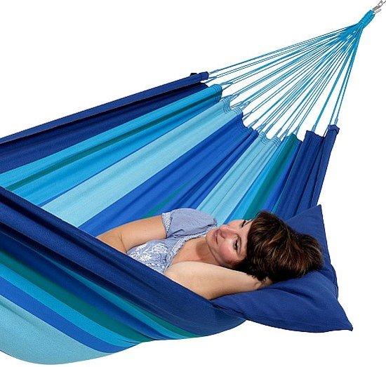 Hangmat Large tweepersoons ocean