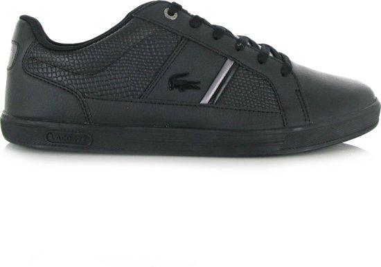 Chaussures Lacoste Noir Pour Les Hommes NJzGcLX0S