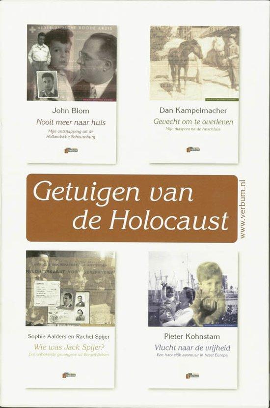 Holocaust Bibliotheek - Getuigen van de Holocaust set