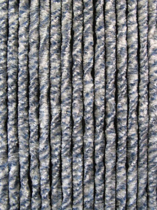 Gordijn Tegen Vliegen : Bol kattenstaart vliegengordijn blauw grijs wit cm