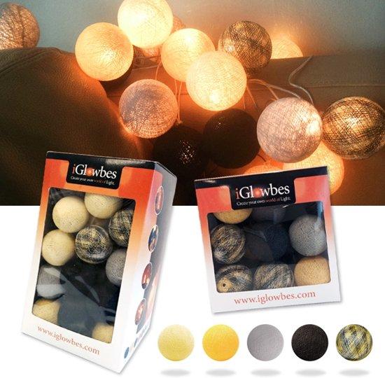 lichtslinger iglowbes yellow submarine 35 lichtslinger cotton balls geelzwart