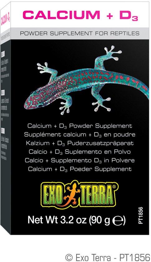 Calcium + Vitamine D3 90 gram