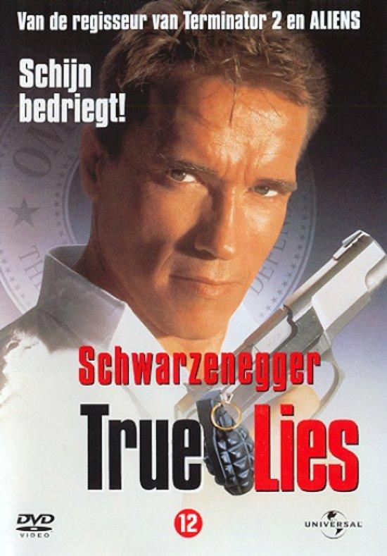 Cover van de film 'True Lies'