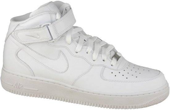 bf01ad70739 bol.com | Nike Air Force 1 Mid '07 - Sneakers - Mannen - Maat 47 - Wit