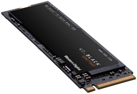 WD Black 1TB SN750