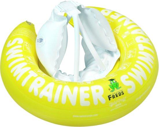 Freds Zwemtrainer - Geel - 20 tot 36 kg