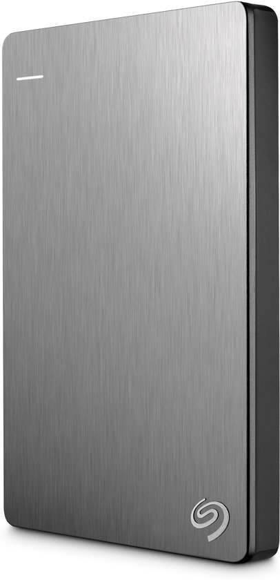 Seagate Backup Plus Slim 1 TB - Zilver
