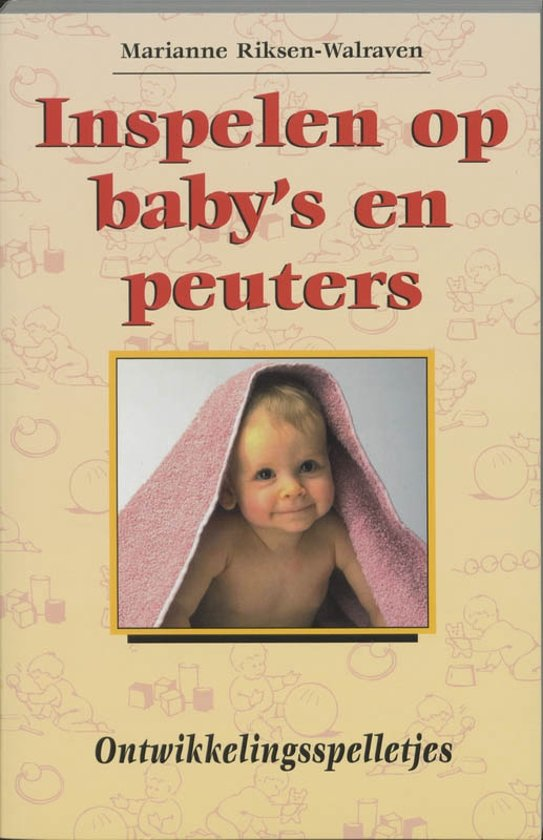 Inspelen op baby en peuters