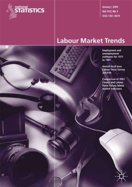 Labour Market Trends Volume 113, No 5, May 2005