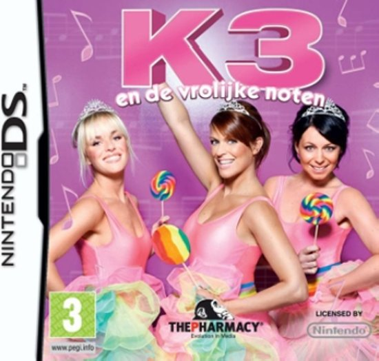 K3 - De Vrolijke Noten