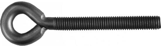 schroefoog geg M6x100x10 (100st.)