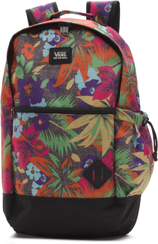 7e9c55bae56 Vans M Van Doren II Rugzak - 15 inch laptopvak - 29 l - Hampton Floral