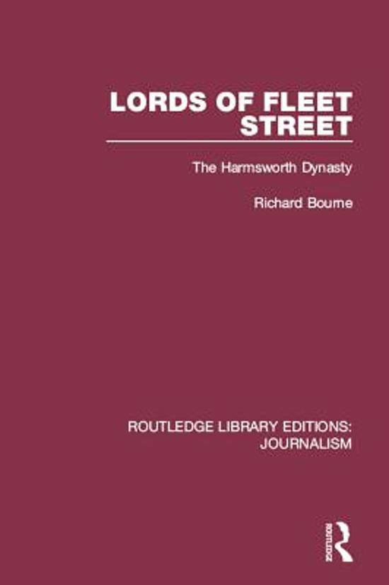 Lords of Fleet Street