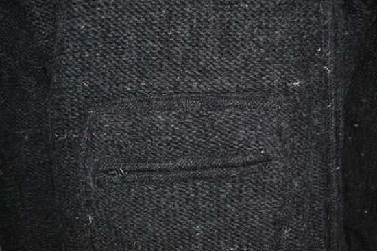Winter Jack Box Pocket Unisex L Wollen Maat Met Zwaar E5wHqn40