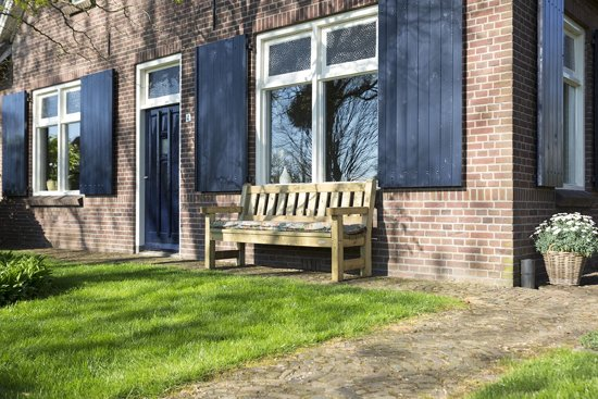 MaximaVida parkbank Oxford 180 cm- Made in Holland
