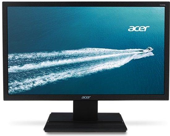 Acer V6 V206HQLBb 19.5'' HD LED Zwart computer monitor