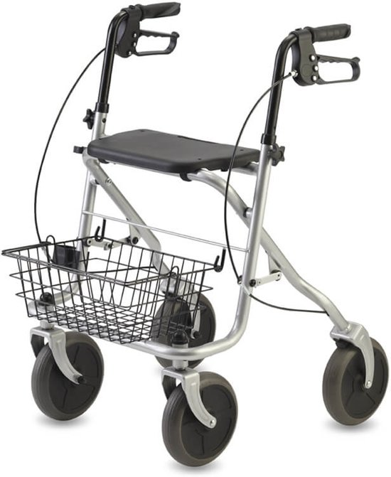 Lichtgewicht Opvouwbare Rollator Rotego -8 kg