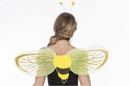 67a1c85c2d9 bol.com | Bijen vleugels voor kinderen, Merkloos | Speelgoed