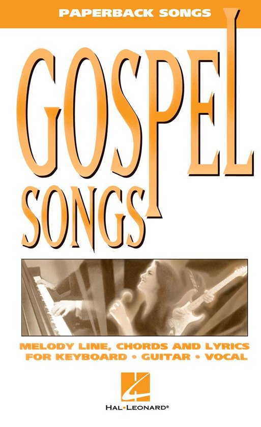 Bol Gospel Songs Songbook Ebook Hal Leonard Corp