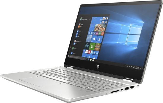 HP Pavilion x360 14-DH0741ND - 2-in-1 Laptop - 14 Inch