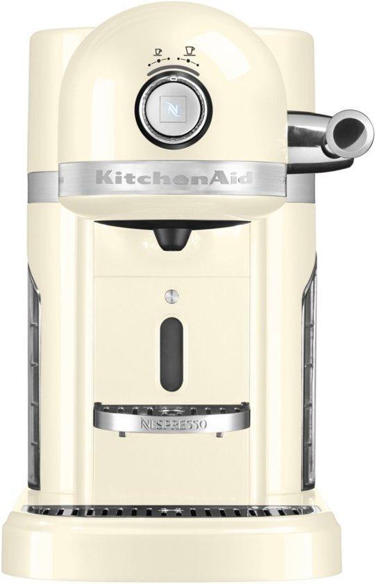Nespresso KitchenAid Artisan 5KES0504EAC/3 + Melkopschuimer