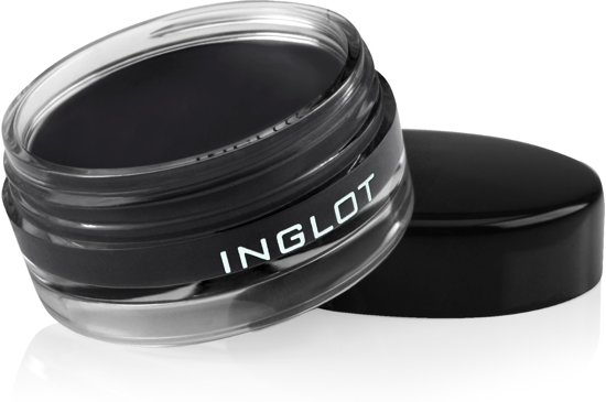 INGLOT AMC Eyeliner Gel 77 - Zwart
