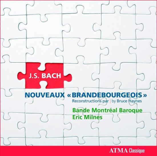 Bande Montreal Baroque - Nouveaux Brandenbourgeois 7-12