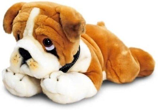 Bulldog - 35 cm - Knuffel