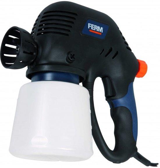Super bol.com | Ferm Verfspuit - 120 watt - Voor verf, vernis en beits TK-13